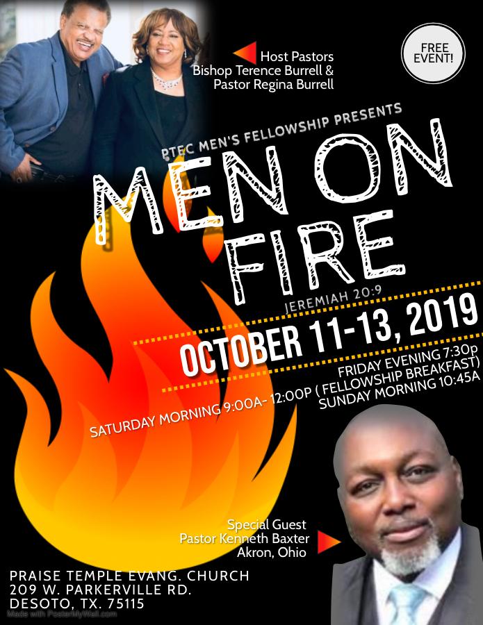 Men Fellowship 2019