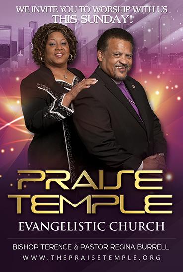 the praise temple evangelistic church