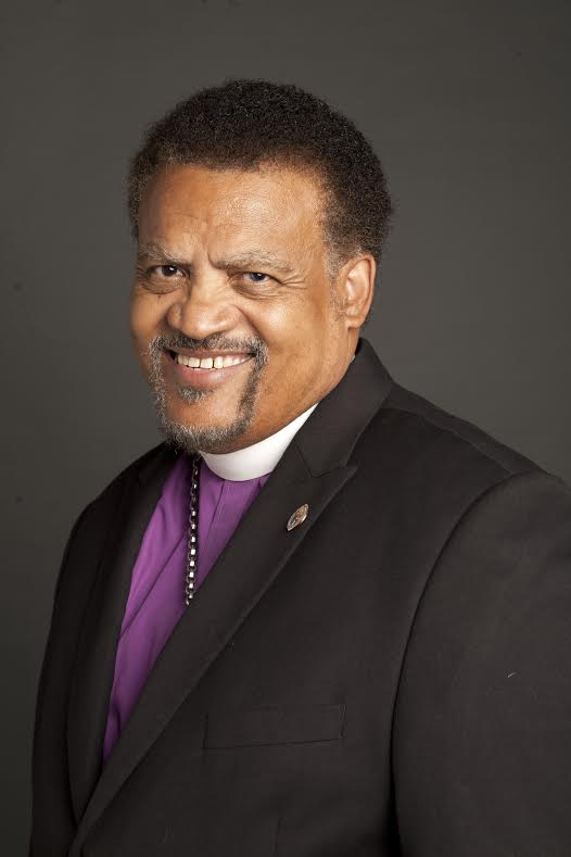 Bishop Terrence Burrell the praise temple evangelistic church