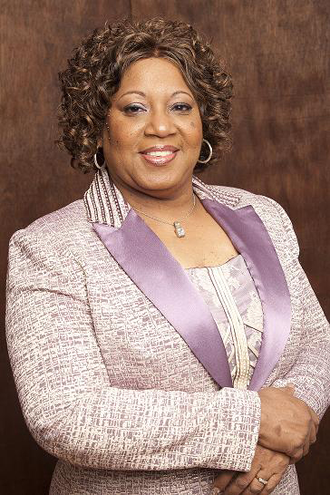 Pastor Regina Burrell The Praise Temple Evangelistic Church